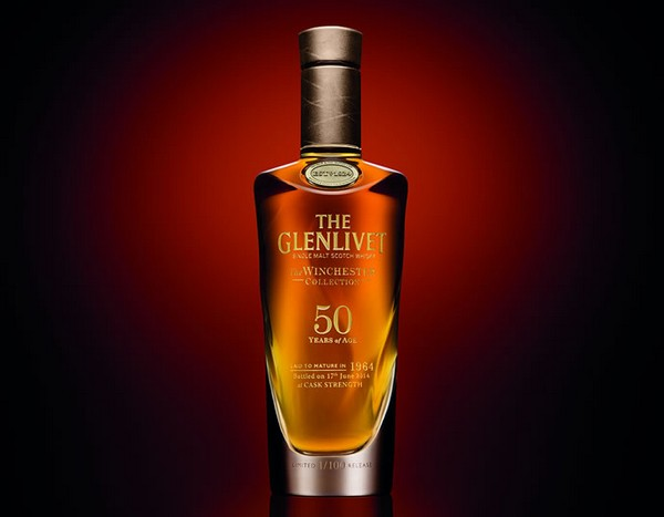 Glenlivet  Winchester Collection
