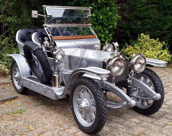 Rolls Royce 1907 Silver Ghost