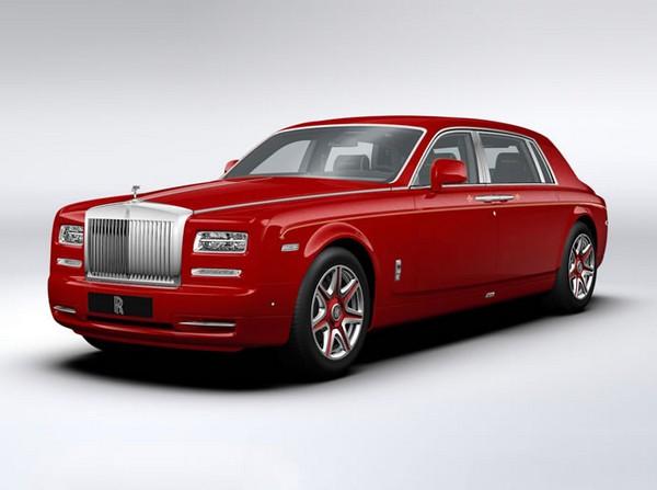 Rolls Royces Phantom