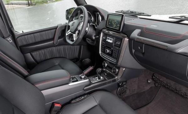 Mercedes Gelandewagen g5501