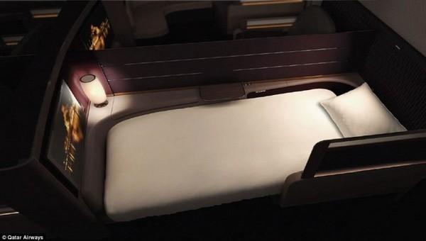 Qatar Airways A380 First Class1