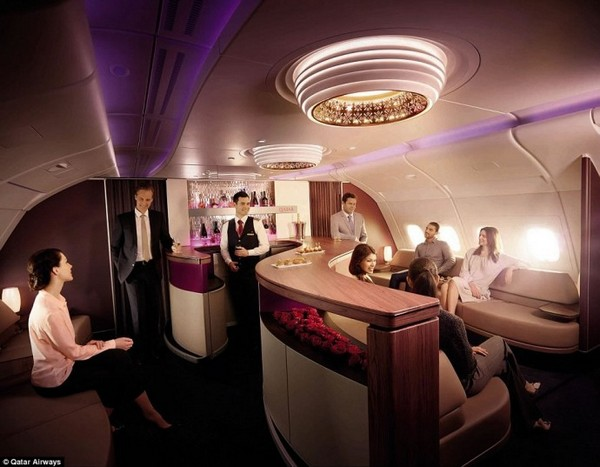 Qatar Airways A380 First Class2