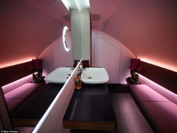 Qatar Airways A380 First Class3