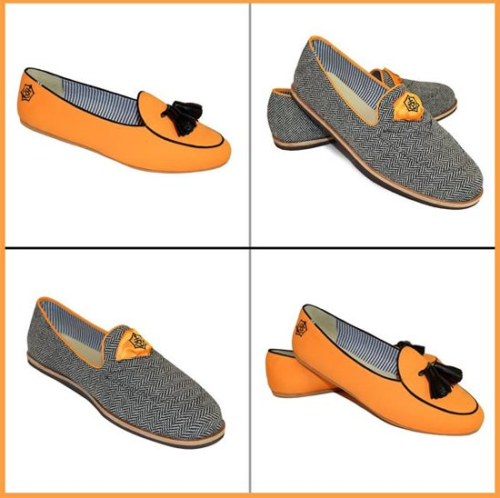Veuve Clicquot shoes
