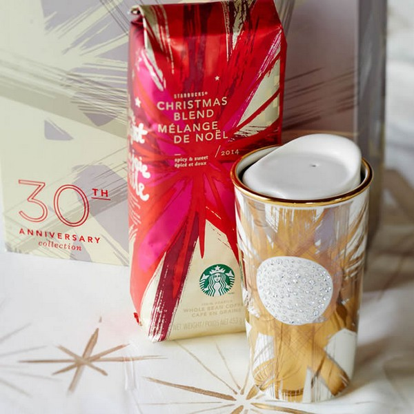 Christmas Blend cup