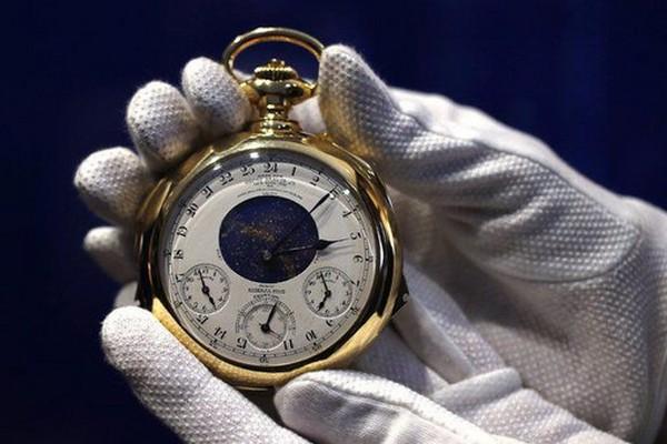 Henry Graves Supercomplication | Корманные часы