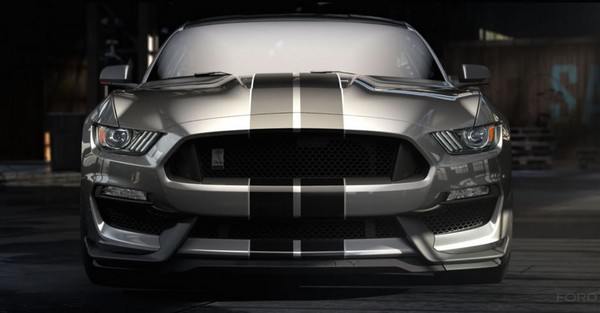Shelby GT350 Mustang 2