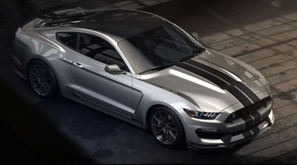 Shelby GT350 Mustang1