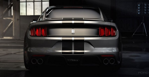 Shelby GT350 Mustang3