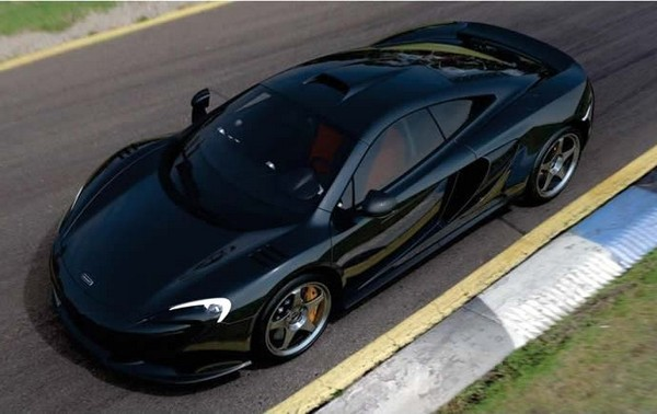 2015 McLaren 650S Limited Edition