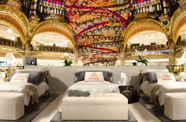 Galeries Lafayette Airbnb