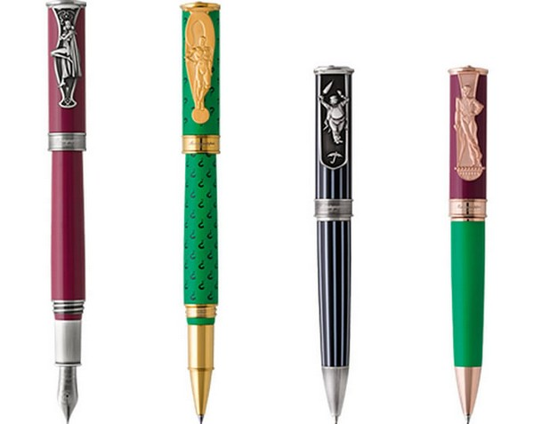 Montegrappa DC Comics Heroes and Villains