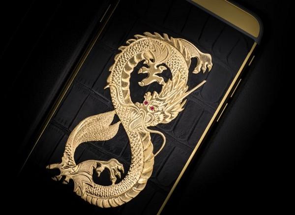 Dragon Edition iPhone