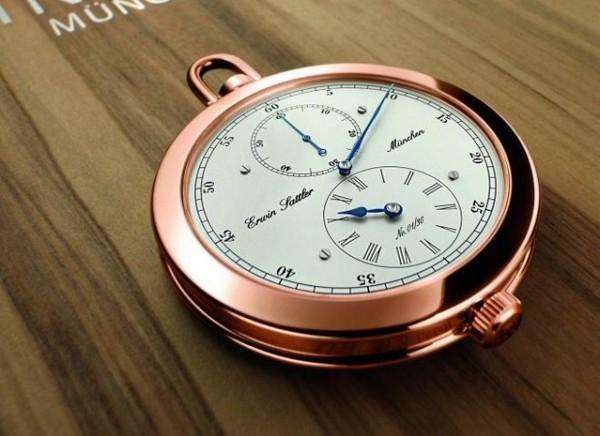 Erwin Sattler Pocket Watch