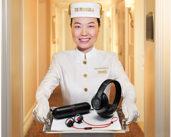 Peninsula Hotels Beats by Dr Dre
