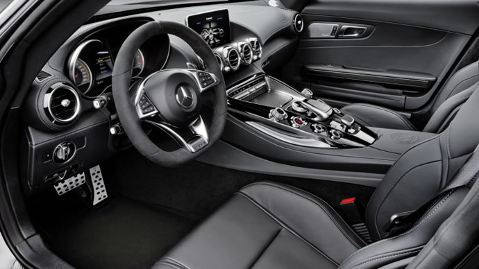 Brabus Mercedes-AMG GT