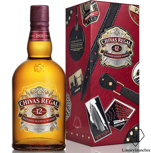 Chivas 12 Made for Gentlemen Globe-Trotter_1
