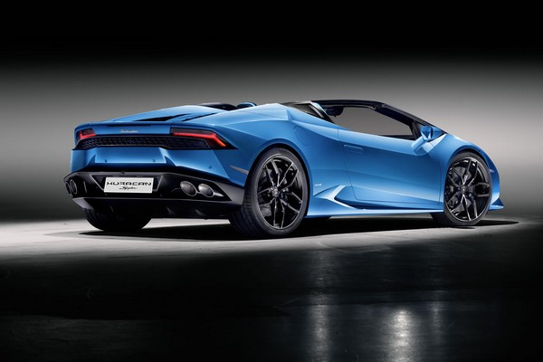 Lamborghini Huracan LP 610-4 Spyder_2