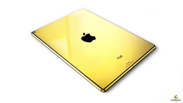 iPad Pro Goldgenie