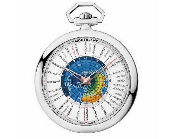 4810 Orbis Terrarum Pocket Watch Transatlantic Limited Edition
