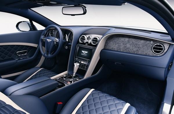 Stone Bentley Mulliner