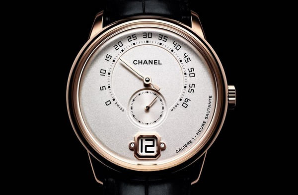 Chanel-mens-watch
