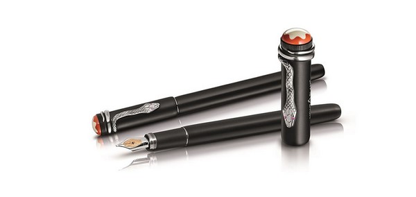 Montblanc Heritage Collection Rouge Noir  Special Edition