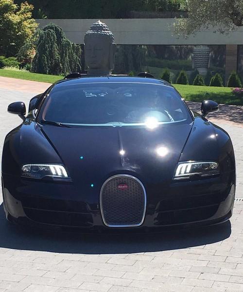 Bugatti Veyron 164 Grand Sport Vitesse