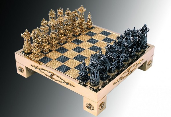 Royal Chess Set