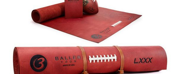 Специальной для состоятельных людей и гламурной публике, любящей бросать пыль в глаза, выпущены коврики для йоги Baller Yoga Football Leather Yoga Mat. Они уникальны тремя вещами: материалом. Сделаны из той […]