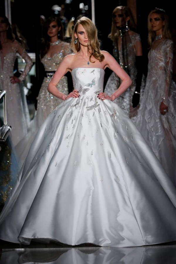 Самое дорогое свадебное платье в мире от Рим Акры стоит 2.140.000$