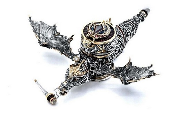 Самая дорогая курительная трубка в мире стоит 85.000$