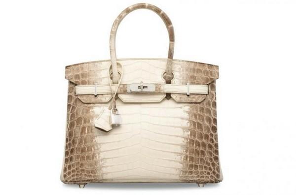 Самая дорогая женская сумка в мире Himalaya Hermès Birkin за 377.000$