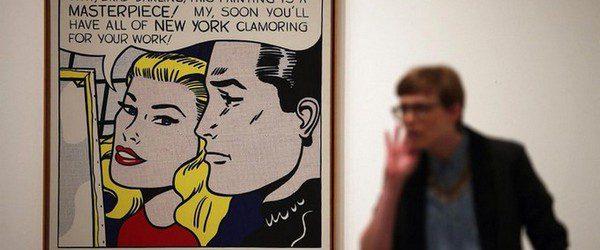 Управляющий владелец и управляющий хедж-фондом американец Стивен Коэн выложил 165.000.000 долларов за картину «Masterpiece» (Шедевр) Роя Лихтенштейна. На сегодняшний день это полотно входит в десятку самых дорогих картин мира. Полотно, […]