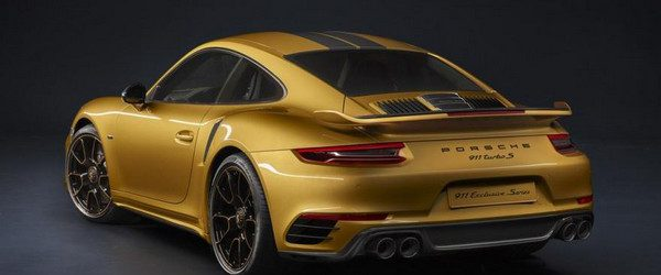 Porsche представили самую мощную версию легендарного спортивного автомобиля 911 Turbo. Новинка, которая называется Porsche 911 Turbo S Exclusive Series, будет выпущена лимитированной серией 500 штук и стоит 257.500 долларов. Стандартная […]