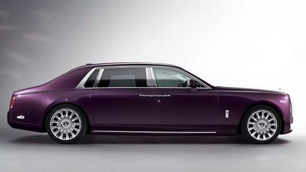 Новый Rolls-Royce Phantom VIII самый тихий автомобиль в мире