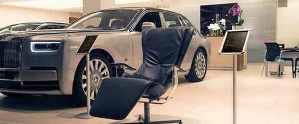 В этом месяце, в флагманском магазине Rolls Royce в Лондоне появилась в продаже очень интересная вещь — кресло Elysium R от DavidHugh Ltd. Этот предмет мебели стоит невероятные 51.500 долларов, […]
