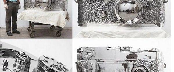 В наши дни качественные профессиональные камеры стоят очень дорого, но, похоже, некоторые фейковыке фотоаппараты стоят не меньше. Реплика легендарного фотоаппарата Leica из нержавеющей стали выставлена на продажу через интернет аукцион […]