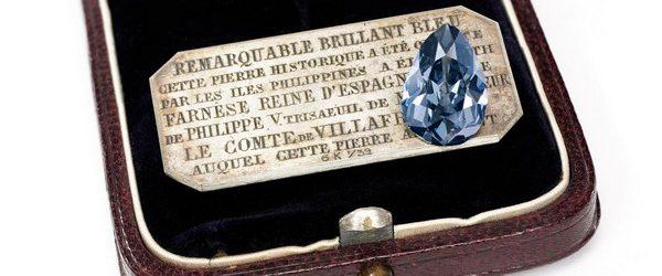 В этом месяце с торгов организованных аукционным домом Сотбис в Женеве был продан бриллиант «Farnese blue» очень редкого голубого цвета за 6.700.000 долларов. Стартовая цена драгоценного камня составляла 3.500.000 долларов, […]