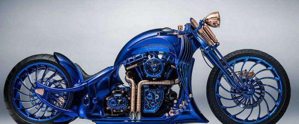 Швейцарская часовая компания Bucherer объединилася с швейцарским производителем кастом байков Bündnerbike, чтоб сделать самый дорогой мотоцикл в мире, который оценили в 1.790.000 долларов. За основу был взят Harley-Davidson Softail Slim […]