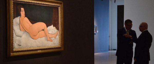 В мире искусства что-то новое, необычное и захватывающее всего находиться за углом. В этот раз картина «Nu couche (sur le cote gauche)» («Лежащая обнаженная (на левом боку)»), написанная итальянских художником […]