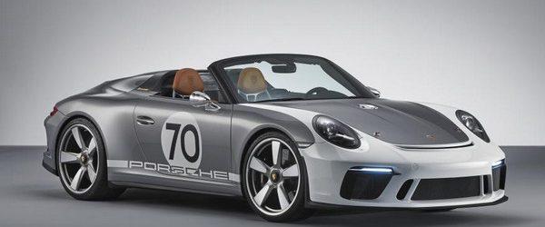 Ровно 70 лет назад было получено разрешение на использование на дорогах общего пользования родстера Porsche 356 под номером 1. В честь честь этой знаковой даты, немецкая компания создала специальную версию […]