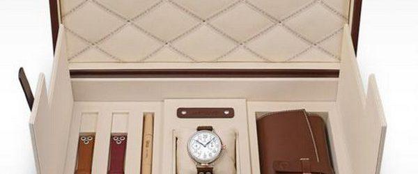 В этом месяце швейцарская часовая мануфактура Omega выпустила лимитированную серию часов «First Omega Wrist-Chronograph» в количестве 18 штук. В отличие от того всего, что Omega выпускают последние десятилетия это не […]