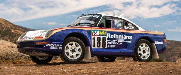 В этом году Porsche отмечает свое 70-летие. В честь этой круглой даты аукционный дом Сотбис проведет на торги, на который будут выставлены редкие и знаковые машины немецкой компании. Изюминкой этого […]