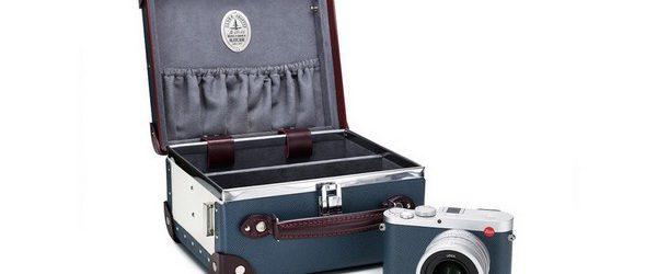 Leica представили новую лимитированную серию камер созданную совместно с английским производителем дорожных чемоданов Globe-Trotter. За основу была взята Q камера, которую обшили кожей от Globe-Trotter синего и светло розового цвета. […]