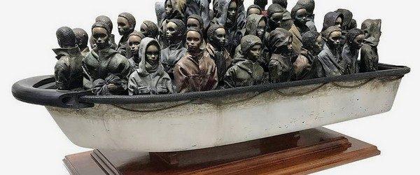 Уличный британский художник Бэнкси, личность которого неизвестна, одна из культовых фигур современного искусства, работы которого продаются за сотни тысяч долларов, в этот раз решил привлечь внимания к проблемам беженцев. Он […]