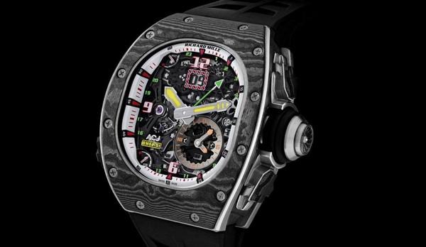 Наручные часы Richard Mille RM 62-01 Tourbillon Vibrating Alarm ACJ стоят 1.200.00$