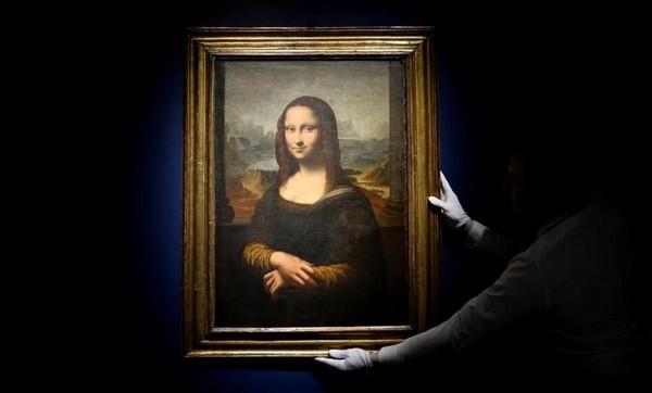 Копия картины «Мона Лиза» 17-го столетия была продана за 610.00$