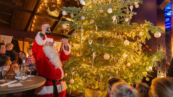 Kempinski Hotel Bahi украсил новогоднюю елку ювелирными украшениями стоимстью 15.400.000$