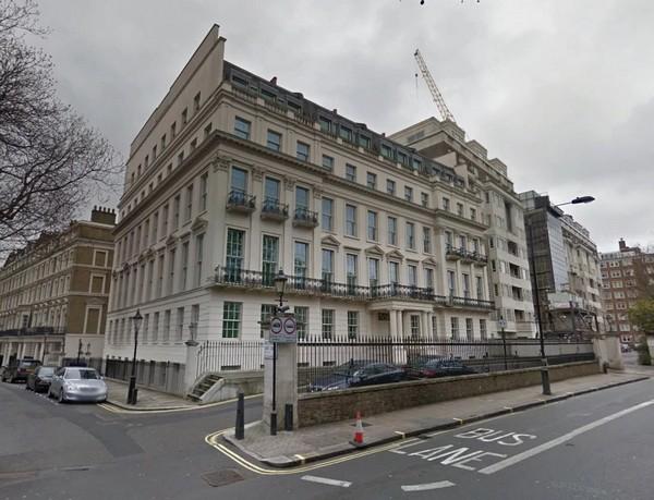 Китайский бизнесмен купил самый дорогой дом в Великобритании за 275.000.000$